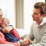 Postpartum Couple
