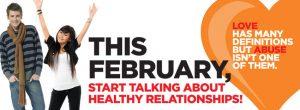 February is Teen Dating Awareness Month
