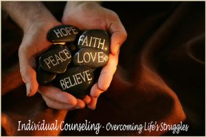 Overcoming Life's Struggles with Individual Counseling @ CWCSF